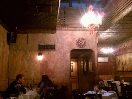 Boom Restaurant : Boom Interior