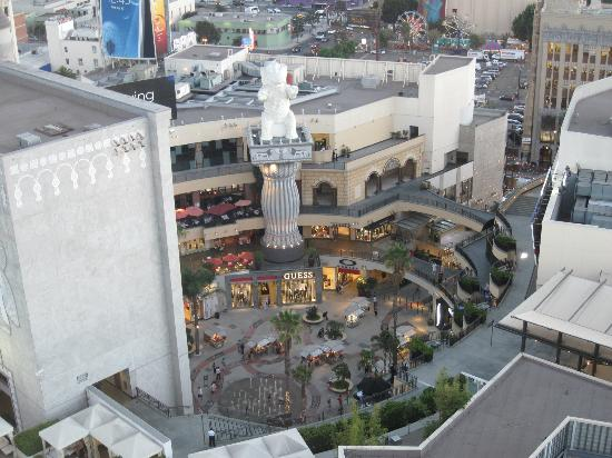Loews Hollywood Hotel: The Hollywood & Highland Center Mall
