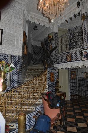 Hotel Al Mamoun: Hotel Foyer