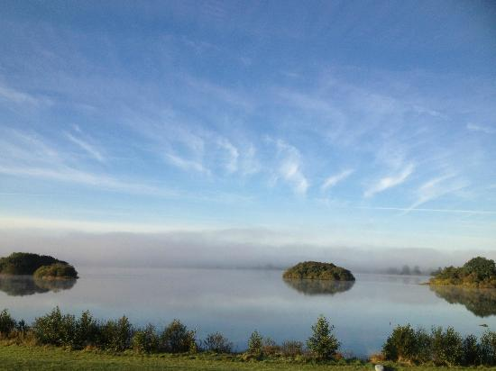 St Kyrans Country House & Restaurant: Fabulous morning in October