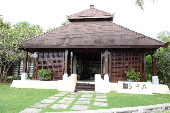 Hilton Phuket Arcadia Resort & Spa: スパ 