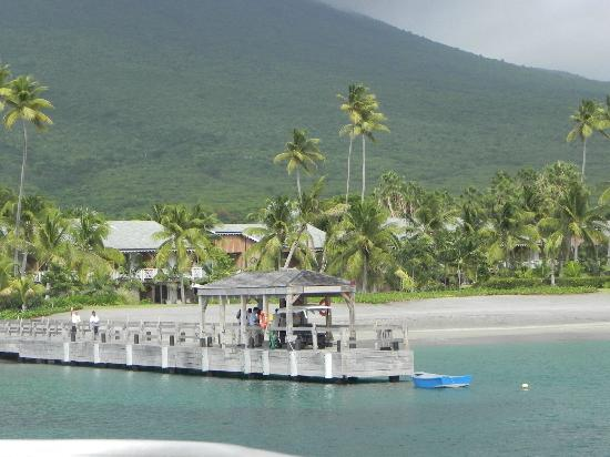 Four Seasons Resort Nevis, West Indies: Arrival to FS Nevis.