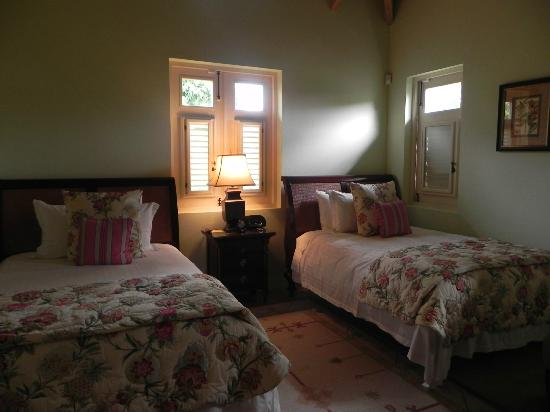 Four Seasons Resort Nevis, West Indies: Bedroom 2.