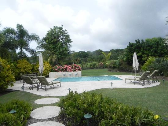 Four Seasons Resort Nevis, West Indies : Private pool.