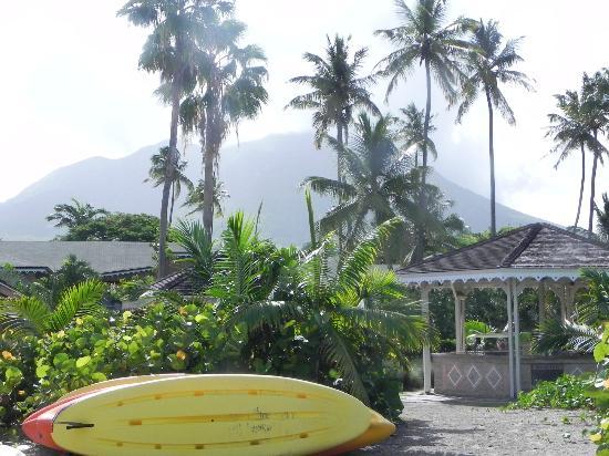 Four Seasons Resort Nevis, West Indies : Water activities area.