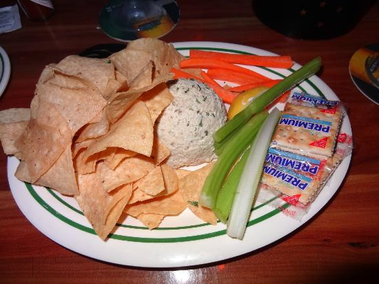 Flanigan's Seafood Bar and Grill: Fish dip