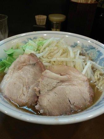 Ramen Riku: ラーメン普通