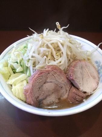 Ramen Riku: 野菜マシ