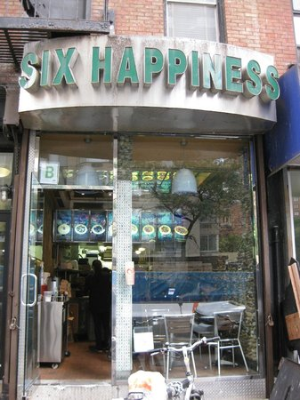 Six Happiness Chinese Restaurant