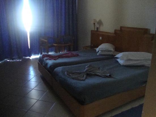 El Mouradi El Menzah: Our room