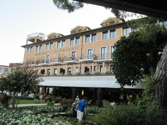 Belmond Hotel Cipriani: hotel