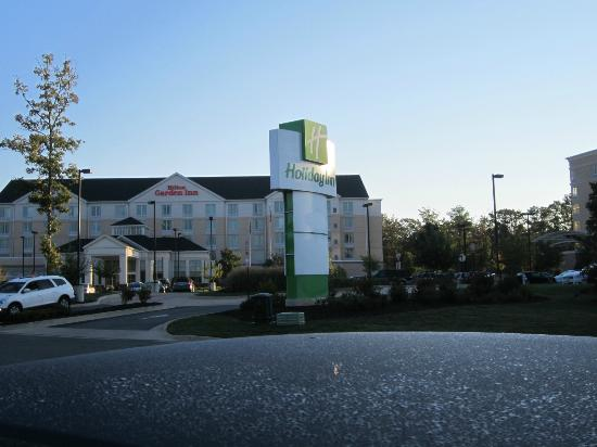 Hilton Garden Inn Richmond Airport: Located in a group with 3 other hotels
