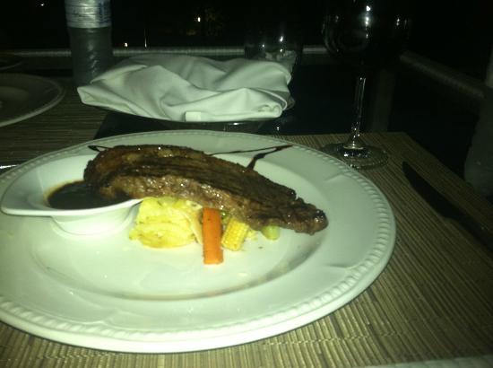 Beloved Playa Mujeres : Excellent food every night!