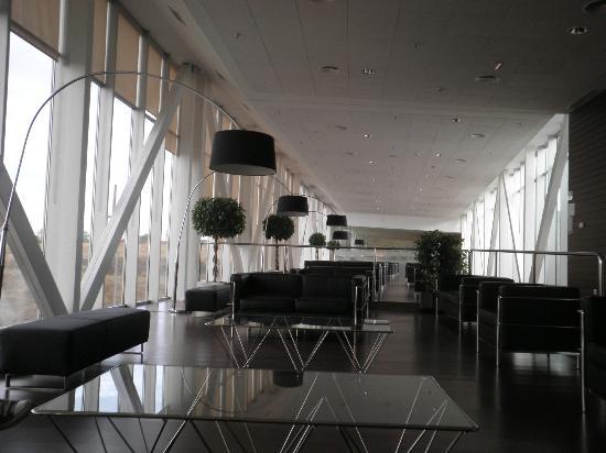 Hotel Abad San Antonio : Lounge Area