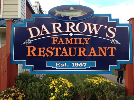 Darrow's Family Restaurant : Great local favorite