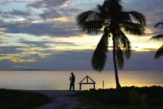 Melia Buenavista: Coucher de soleil romantique