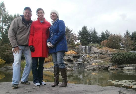 Frederik Meijer Gardens & Sculpture Park: Beautiful Waterfalls with incredible landscaping everywhere