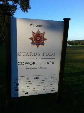 Coworth Park - Dorchester Collection: All about polo