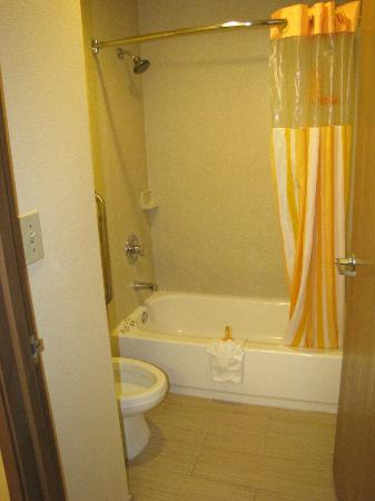 La Quinta Inn & Suites Lafayette: Bathroom