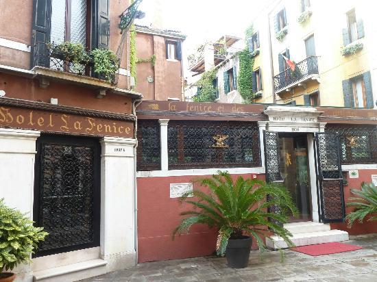 Hotel La Fenice Et Des Artistes: La Fenice et des Artistes, Venice 