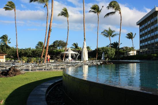 Waikoloa Beach Marriott Resort & Spa: infinity pool