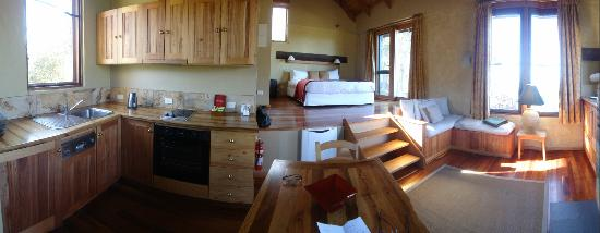 Piermont Retreat: Inside view