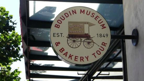 Boudin at the Wharf: Boudin Museum and Bakery Tour