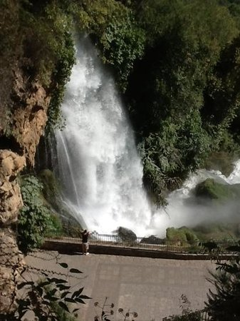 Edessa, Greece: waterfall karanos