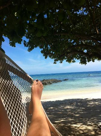 Castaway Island Fiji: my view of life from a hammock