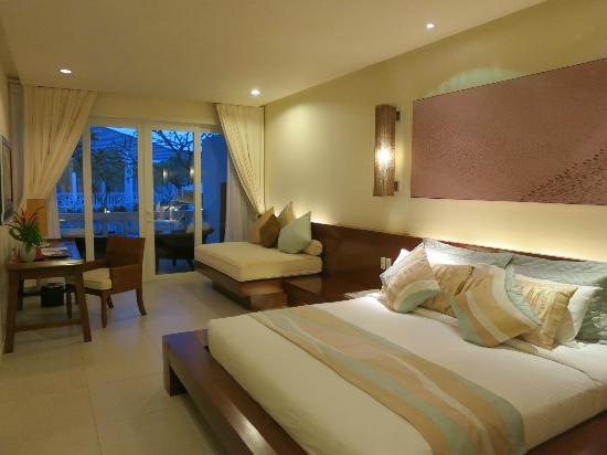 Princess D'An Nam Resort & Spa : Mandarin Villa - King bed