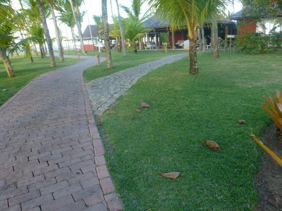 Arraial D'Ajuda Eco Resort: jardim