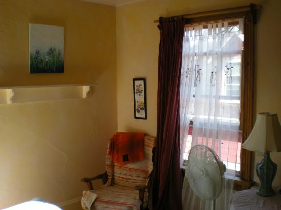 Marigold Bed & Breakfast: Inside room #2