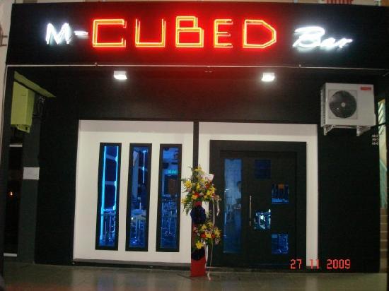 M-Cubed Bar