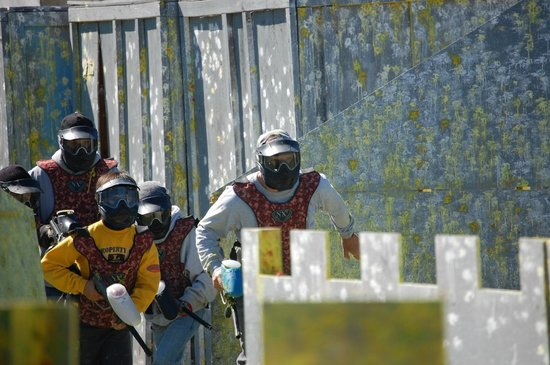 Santa Clara Paintball