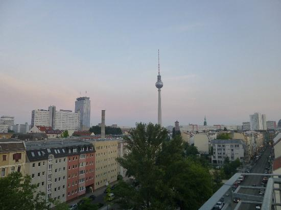 Wombat's Berlin: View from the Wombar