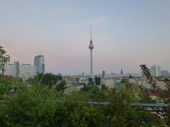 Wombat's Berlin : View from the Wombar