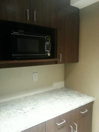Crowne Plaza Wilmington North: Kitchen