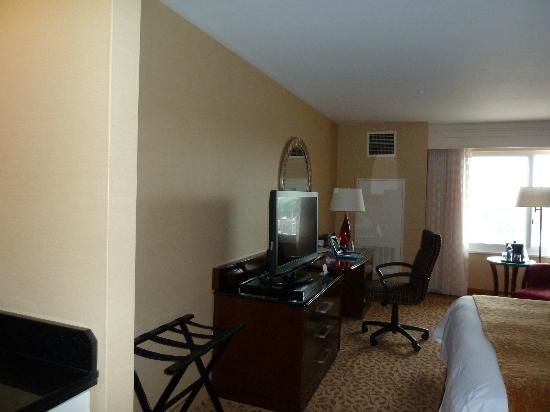 Rochester Airport Marriott: Interior