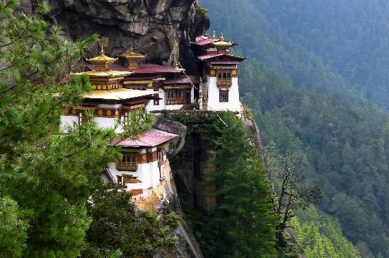 Taktsang Palphug Monastery: Tiger's Nest Bhutan,don't miss this!
