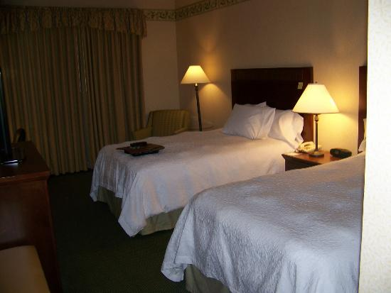Hampton Inn Burlington: Room 328