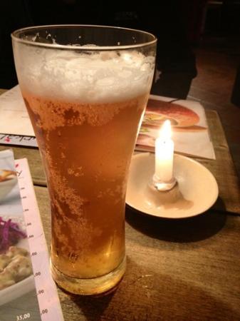 Chlopskie Jadlo: Beer anyone?