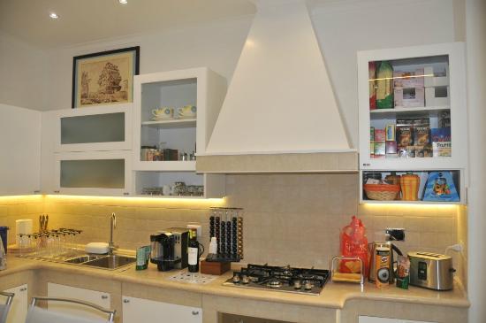 B&B Roma Borgo 91 - la cucina