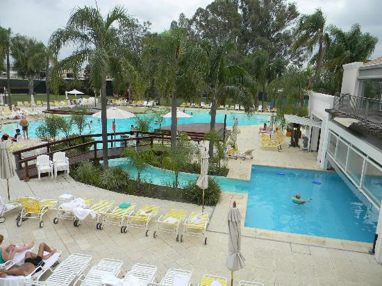 Los Pinos Resort & Spa Termal: piscina