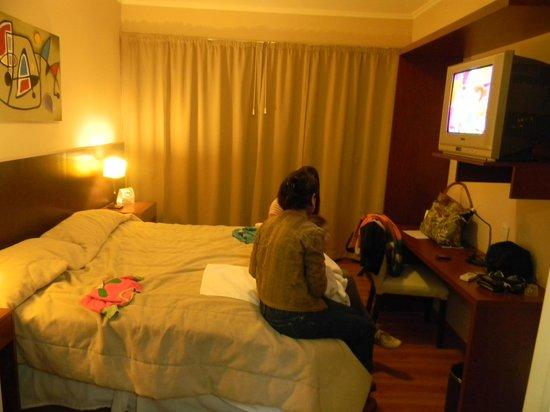Portal del Este Hotel: habitacion