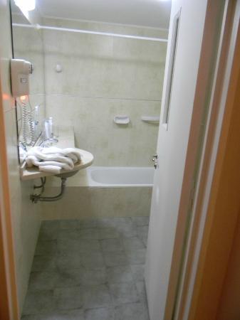 Portal del Este Hotel: baño