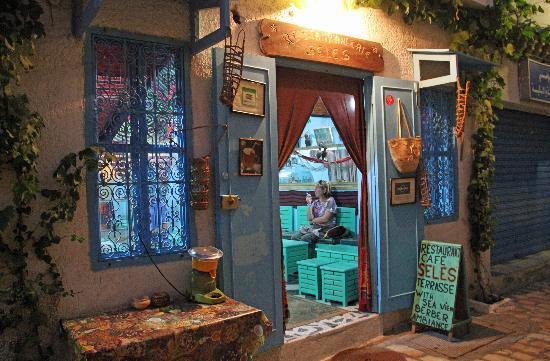 Restaurant Cafe Seles : entrée 2