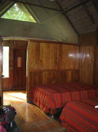 Ecoamazonia Lodge: Inside the room