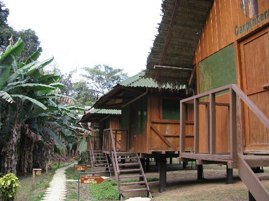 Ecoamazonia Lodge: More Rooms