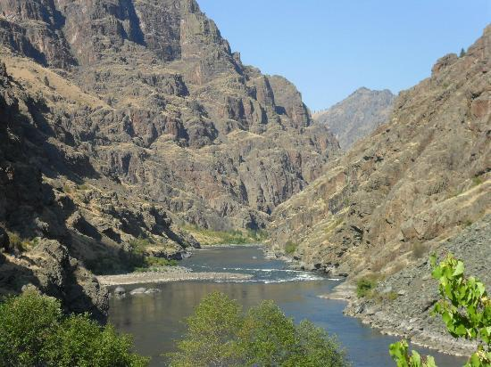 Hells Canyon National Recreation Area: hells canyon