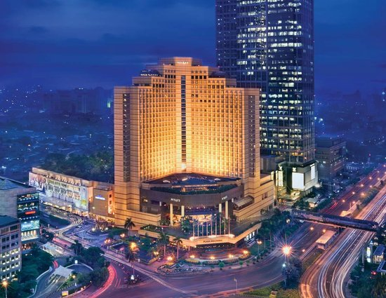 Grand Hyatt Jakarta is located in Financial & Government's Central Business District of Thamrin